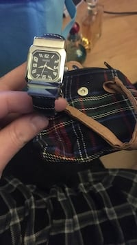 Watch and carrying bag