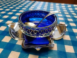 Antique Jelly Bowl