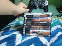 Sony PS2 games Fort Worth, 76106
