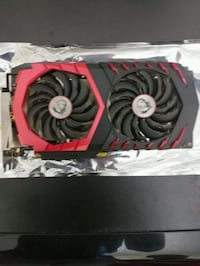 MSI GeForce GTX1060 GAMING X 6GB GDDR5 192Bit Nvidia