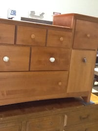 Brown wooden cabinet with drawer Rockville, 20850