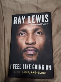 I Feel Like Going On by Ray Lewis book Woodstock, N4S 1B8