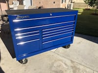 blue and gray tool chest Pico Rivera, 90660