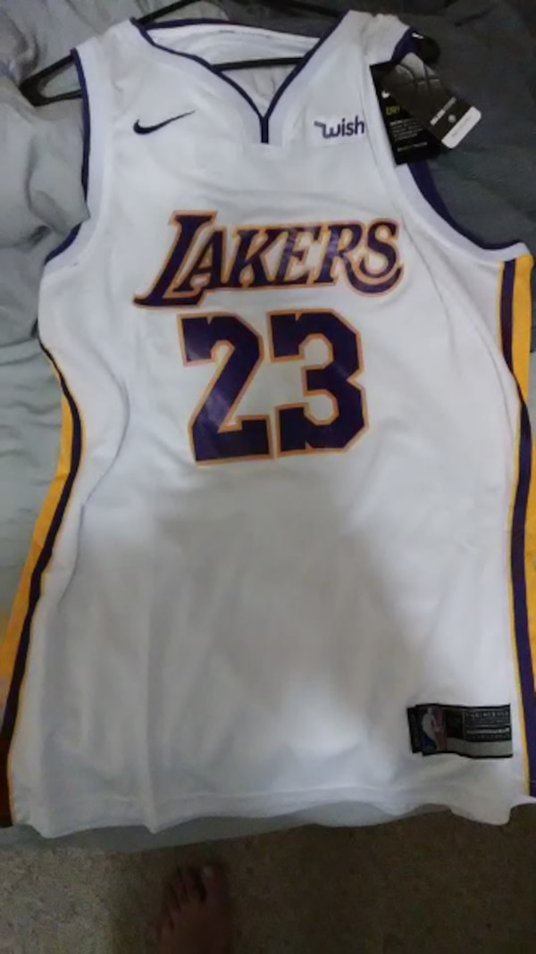 best loved 6beff 50665 Lebron James Lakers Jersey