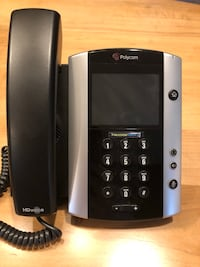 Polycom VOIP office phone set (5) Germantown, 20874