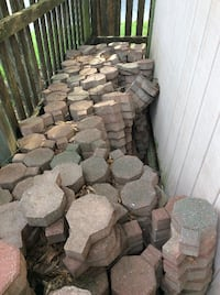 Brick patio pavers ROCKVILLE