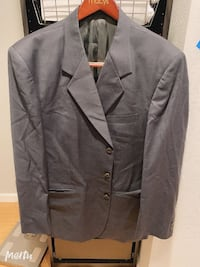 Roma Men's suit blazer jacket outwear office top Milpitas