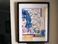 SIGNED PROGRAM BY ALL THE CAST OF HAIR SPRAY Las Vegas, 89101