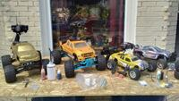 yellow and black RC car toy Milwaukee, 53215