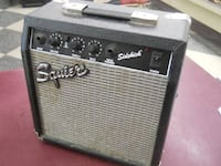 FENDER SQUIER SIDEKICK GUITAR AMPLIFIER BEGINNER/PRACTICE AMP  Columbus