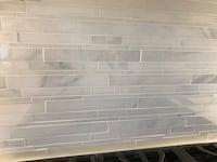 Marble backsplash or accent tile! 9 Pieces.  Islip, 11751