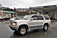 Team West Auto Group 1996 Toyota 4Runner Limited 4WD Local No accident One owner 4runner 3732 km