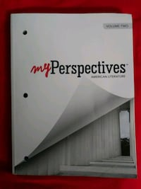 My Perspective American Literature Textbook(Vol 2) Payson, 85541