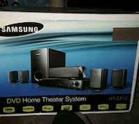 SAMSUNG DVD SURROUND THEATER SYSTEM Oaklyn, 08107