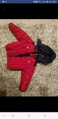 Toddler boy coats 3T Stafford Courthouse, 22554