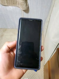 black android smartphone with case Springfield, 22150