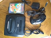 Complete Sega Genesis Console all original Sonic 2 Game included Whitchurch-Stouffville, L4A 0J5