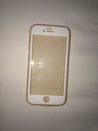 white iPhone 5 with black case Spring Hill, 34609