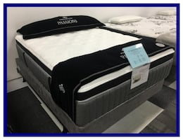 """Awesome Brand New 17"""" thick Pillow Top"""