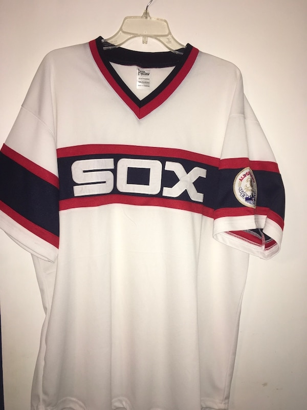 free shipping abd6b 068ea Chicago White Sox Jersey
