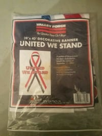 United We Stand Banner  Toms River, 08757