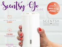 Scentsy Go Solid