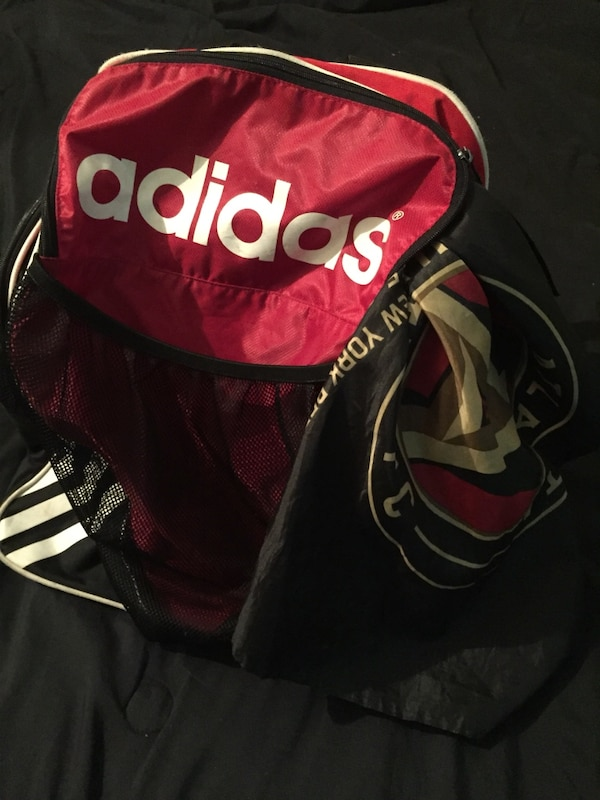 Used Black and red Adidas soccer backpack ATL United for sale in Decatur -  letgo 3812532373eb2