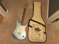 Like New Fender Strat  Sterling, 20164