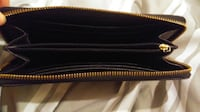 black leather micheal-kors wallet Calgary