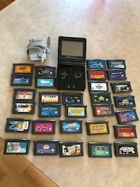 Nintendo gameboy and 30 games Edmonton, T5L 5C6