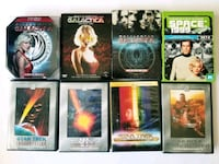 Sci Fi DVDs Houston, 77043