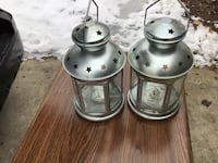 SET OF RUSTIC LANTERNS FOR CANDLES A SET Downers Grove, 60516