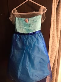 Frozen Elsa dress costume halloween Mississauga, L5J 3H3