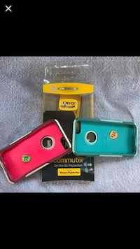 Otter box 6plus cases gentle used 10 each or 15 for both