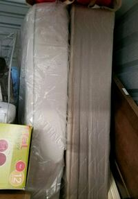 white and gray bed mattress Rockville, 20853