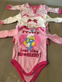 3 to 6 month baby girl clothes  London, N6E 2J3