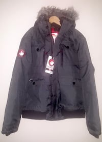 NEW Canada Weathergear Winter Coat – With Tags, Mens CALGARY