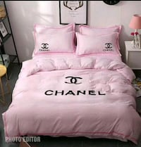 Chanel bedset Washington