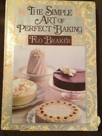 The Simple Art of Perfect Baking Cookbook Sterling, 20165