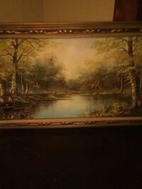 Nice old school painting picture nice Shreveport, 71109