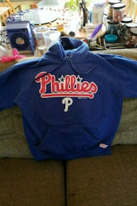 Womens large phillies hoodie Monroe County, 18321