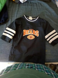 black Chicago Bears t-shirt Pahrump, 89048