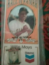 baseball trading card and pin Sebastopol, 95472