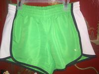 Green and white shorts Los Angeles, 90068