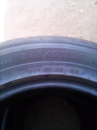 4 goodyear Eagle RSA tires Bakersfield