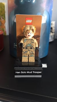 LEGO Han Solo limited