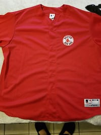 Boston Red Soxs officially licensed jersey