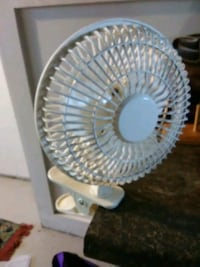 Clip on Desk Fan