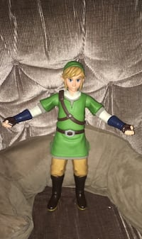 "Zelda action figure 24"" tall"
