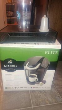 Keurig coffee brewer, includes other items. Blackfalds, T0M 0J0